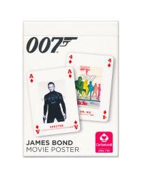 007 James Bond film posters kaarten