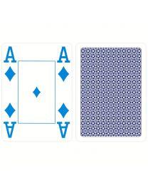 12 Stokken speelkaarten COPAG 4 kleuren