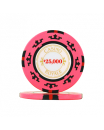 James Bond casinochips $25000