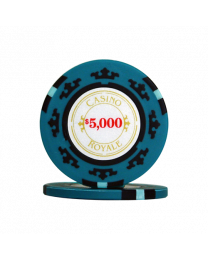 James Bond casinochips $5000
