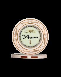 Ascona keramische casino chips 1