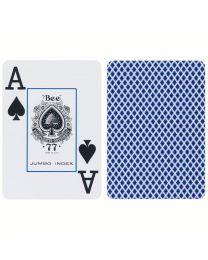 Bee Jumbo Index speelkaarten blauw