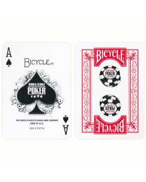 Bicycle WSOP playing cards