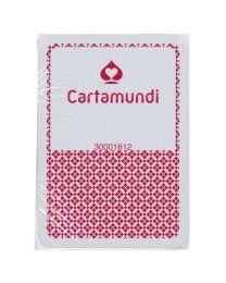 Cartamundi speelkaarten rood