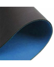 Rubber Poker Laken Table Top Blauw