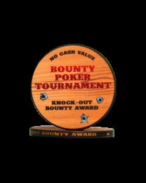 Chips bounty poker toernooi