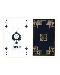 Bridge playing cards president Piatnik