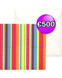 Pokerwinkel.nl Kadobon €500