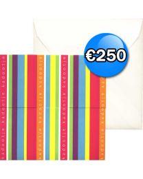 Pokerwinkel.nl Kadobon €250