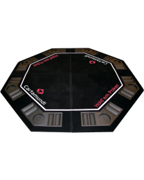 Carta Mundi poker table top