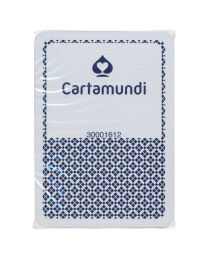 Cartamundi speelkaarten blauw