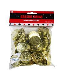 Casino munten 144 stuks