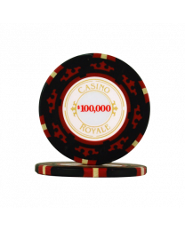 James Bond casinochips $100000