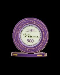 Ascona keramische casino chips 500