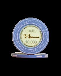 Ascona keramische casino chips 50.000