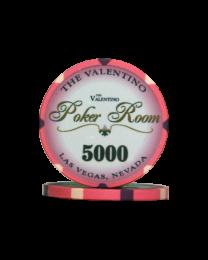 Poker Room chips 5000