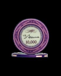 Ascona keramische casino chips 10.000