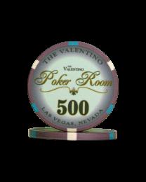 Poker Room chips 500