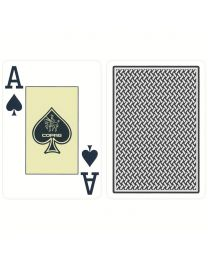 COPAG 2 decks playing cards en 1 dealer button