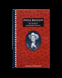 Doyle Brunson, My 50 Most Memorable Hands