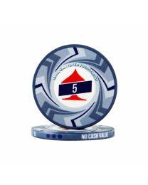 EPT Poker Chips 5