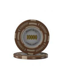Euro pokerchips Monte Carlo €10000