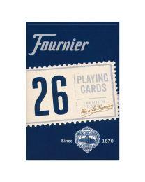 Fournier 26 Bridge speelkaarten blauw