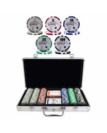 Full house poker case 300