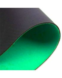Rubber Poker Laken Table Top Groen