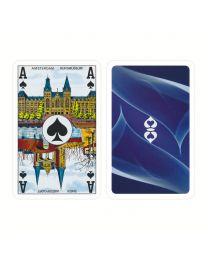 Ace speelkaarten bridge blauw