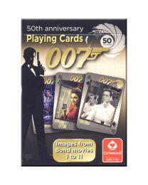 Limited edition kaarten 007 50-jarig bestaan