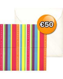 Pokerwinkel.nl Kadobon €50