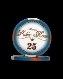 Poker Room chips 25