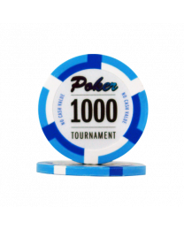 Pokerchips Las Vegas tournament 1000