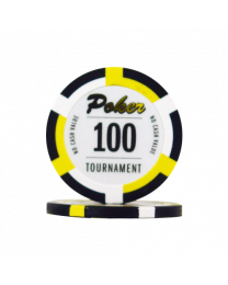 Pokerchips Las Vegas tournament 100