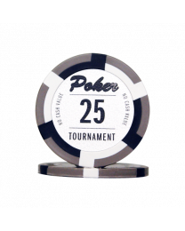 Pokerchips Las Vegas tournament 25