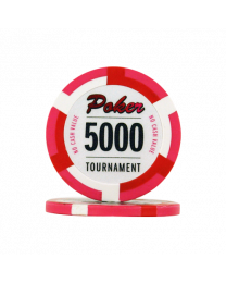 Pokerchips Las Vegas tournament 5000