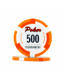 Pokerchips Las Vegas tournament 500