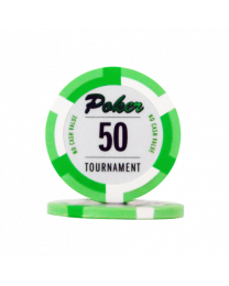 Pokerchips Las Vegas tournament 50