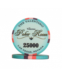 Poker Room chips 25000