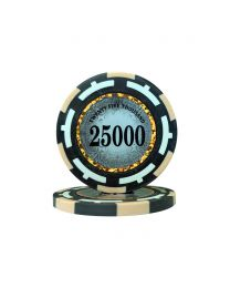 Macau pokerchips 25000