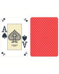 Modiano kaarten poker index rood