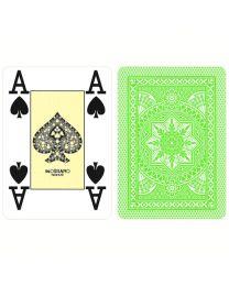 Modiano Poker Cristallo Verde Chiaro Plastica