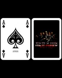 New Kids Nitro poker cards