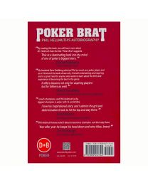 Poker Brat Phil Hellmuth's Autobiografie