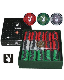 Playboy pokerset 300