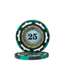 Macau pokerchips 25