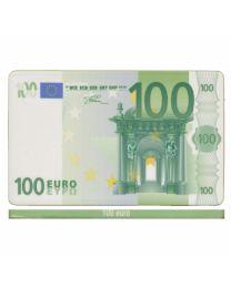 Poker plak 100 Euro