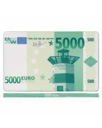 Poker plak 5000 Euro