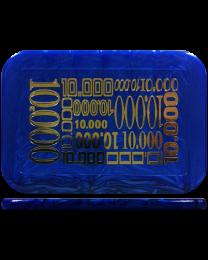 Poker plaque toernooi 10000
